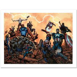 Ultimate Comics: Avengers #1 by Stan Lee - Marvel Comics