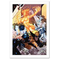 Secret Invasion: X-Men #4 by Stan Lee - Marvel Comics