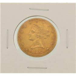 1897 $10 Liberty Head Eagle Gold Coin