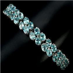 Nautral Combodian Zircon 146 Carats Bracelet
