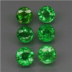 Natural Top Green Tsavorite Garnet 4.35 Ct