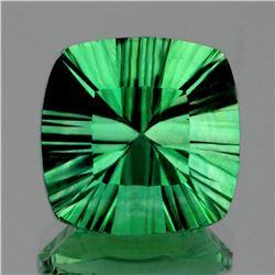 Natural AAA Emerald Green Fluorite 28.18 Ct - FL
