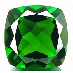 Natural Green Chrome Diopside 3.27 Carats - VVS