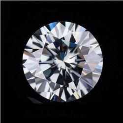 SPARKLING 8.5 CT ROUND CUT DIAMOND