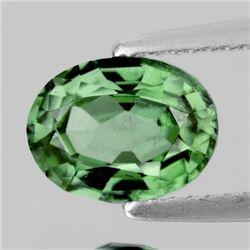 NATURAL GREEN CEYLON SAPPHIRE [FLAWLESS-VVS1]