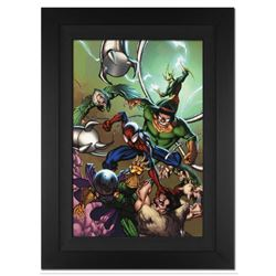 """Marvel Adventures: Spider-Man #17"" Extremely Limited Edition Giclee on Canvas (29"" x 40"") by Camero"