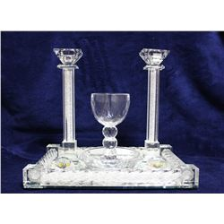 Judaica Set of Shabbat By Jewish Designer