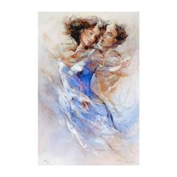 """Gary Benfield """"Ardent Love"""" Giclee on Paper"""