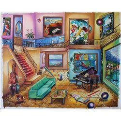 "Alexander Astahov- Original Oil on Canvas ""Flawless"""