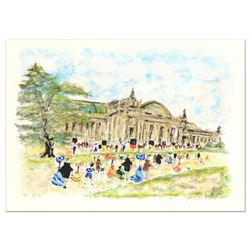 """Urbain Huchet, """"Grand Ballet"""" Limited Edition Lithograph, Numbered and Hand Signed."""