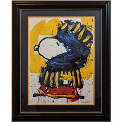 """Tom Everhart- Lithograph """"March Vogue"""""""