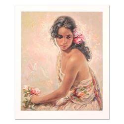 "Royo - ""Andaluza"" Limited Edition Serigraph, Numbered and Hand Signed with Certificate of Authentici"