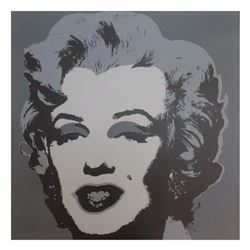 "Andy Warhol ""Marilyn 11.24"" Silk Screen Print from Sunday B Morning."