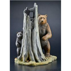 """Robert Bissell """"Rangers"""" Bronze Sculptures"""