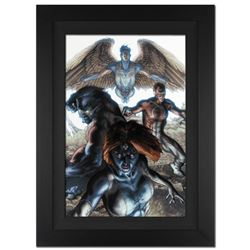 """Dark X-Men #1"" Extremely Limited Edition Giclee on Canvas by Simone Bianchi and Marvel Comics. Numb"