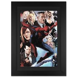 """""""Amazing Spider-Man #645"""" Extremely Limited Edition Giclee on Canvas by Marko Djurdjevic and Marvel"""