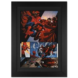 """""""The Amazing Spider-Man #594"""" Extremely Limited Edition Giclee on Canvas (29"""" x 40"""") by Barry Kitson"""