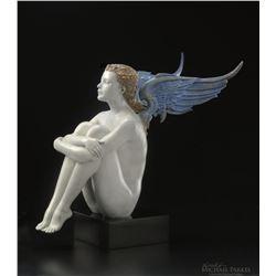 "Michael Parkes ""Magic Spring"" Bronze Sculptures"