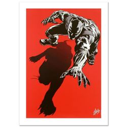 """""""The Most Dangerous Man Alive #523.1"""" Limited Edition Giclee on Canvas by Patrick Zircher and Marvel"""