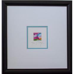 Peter Max- Original Lithograph