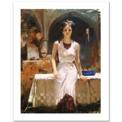 """Deborah Revisited"" Limited Edition Giclee by Pino (1939-2010)! Numbered and Hand Signed with Certif"