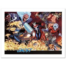"""Avengers #12"" Limited Edition Giclee on Canvas by Matthew Clark and Marvel Comics. Numbered and Han"