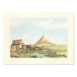 """Laurant - """"San Michel"""" Limited Edition Lithograph, Numbered and Hand Signed."""