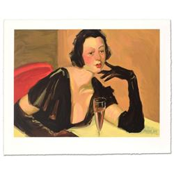 """Linda Kyser Smith, """"Beautiful Tonight"""" Limited Edition Serigraph, Numbered and Hand Signed with Cert"""