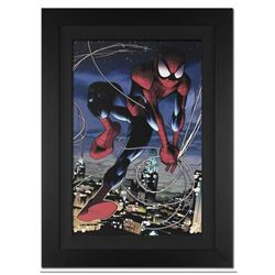 """Ultimate Spider-Man #152"" Extremely Limited Edition Giclee on Canvas (28"" x 39"") by Sara Pichelli a"