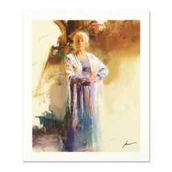"Pino (1939-2010) ""The Matriarch"" Limited Edition Giclee. Numbered and Hand Signed; Certificate of Au"