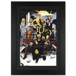 """X-Men: Curse of the Mutants - Storm and Gambit #1"" Extremely Limited Edition Giclee on Canvas (29"""