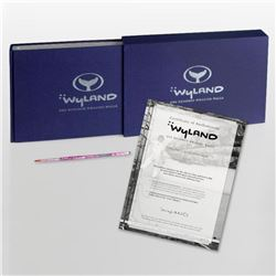 """Wyland: 100 Whaling Walls"" (2008) Limited Edition Collector's Fine Art Book by World-Renowned Artis"