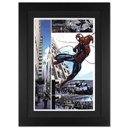 """Astonishing Spider-Man & Wolverine #1"" Extremely Limited Edition Giclee on Canvas (28"" x 39"") by Ad"