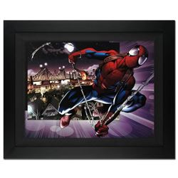 """Ultimate Spider-Man #157"" Extremely Limited Edition Giclee on Canvas by Mark Bagley and Marvel Comi"