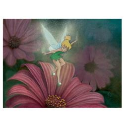 "Mike Kupka, ""Morning Blossoms"" Limited Edition Giclee on Canvas from Disney Fine Art, Numbered and H"