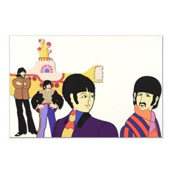"""The Beatles - """"Ringo, Sentimentalist"""" Limited Edition on Gallery Wrapped Canvas, Numbered with Certi"""