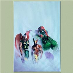 """Marvel Comics """"Secret War VI #1"""" Numbered Limited Edition Giclee on Canvas by Gabriele Dell'Otto; In"""