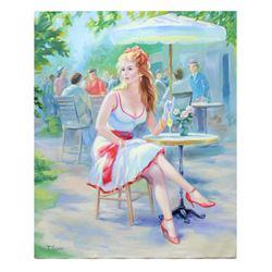 "Taras Sidan- Original Oil on Canvas ""Juliet"""