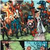 """Image 2 : Marvel Comics """"New Avengers #8"""" Numbered Limited Edition Giclee on Canvas by Steve McNiven; Includes"""