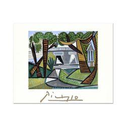 """Pablo Picasso (1881-1973)- Original Lithograph """"La vet Galant"""""""