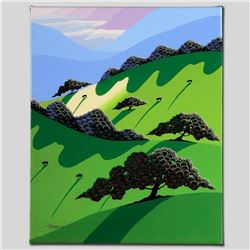"""""""Field of Dreams"""" Limited Edition Giclee on Canvas by Larissa Holt, Protege of Acclaimed Artist Eyvi"""
