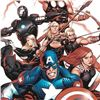 """Image 2 : Marvel Comics """"Ultimate New Ultimates #5"""" Numbered Limited Edition Giclee on Canvas by Frank Cho; In"""
