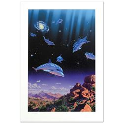 """""""Ocean Dreams"""" Limited Edition Giclee by William Schimmel, Numbered and Hand Signed by the Artist. C"""