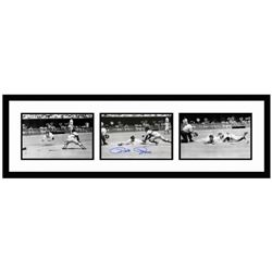 """Rose Diving Series"" Framed Set of Autographed Archival Photographs Capturing Perhaps the Greatest D"