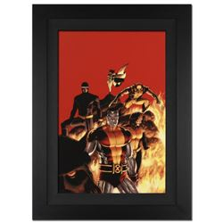 """""""Astonishing X-Men #13"""" Extremely Limited Edition Giclee on Canvas (28"""" x 39"""") by John Cassaday and"""