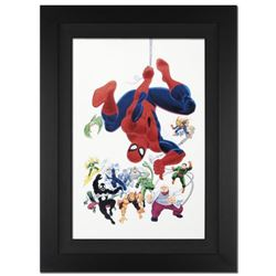 """""""Marvel Visionaries"""" Extremely Limited Edition Giclee on Canvas by John Romita Sr. and Marvel Comics"""