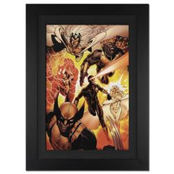 """Astonishing X-Men #35"" Extremely Limited Edition Giclee on Canvas (29"" x 40"") by Phil Jimenez and M"