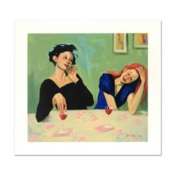 "Linda Kyser Smith, ""Too Much Fun"" Limited Edition Serigraph, Numbered and Hand Signed with Certifica"