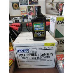 Case of FPPF Fuel Power Diesel Fuel Treatment