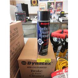 Case of Dynatex Brake & Parts Cleaner